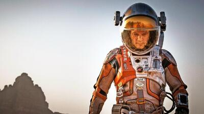 'The Martian': Matt Damon perdido en Marte