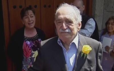Homenaje para Gabriel García Márquez en el Palacio de Bellas Artes