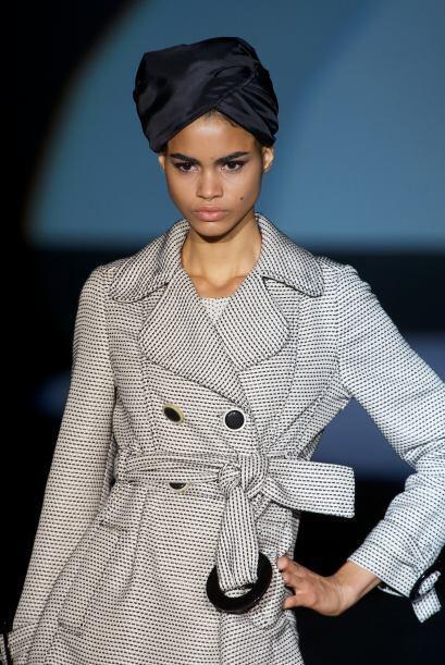 Los turbantes son difíciles de combinar y no son lo más 'fashion' en acc...