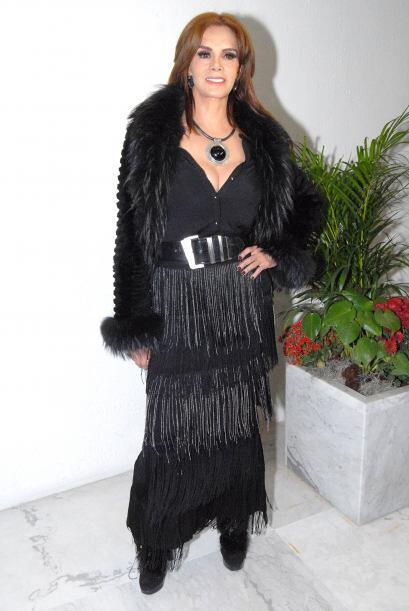 Lucía Méndez nació el 26 de enero de 1955.