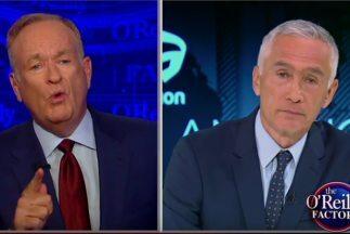 Bill O'Reilly entrevista a Jorge Ramos (Imagen cortesía de Fox News)