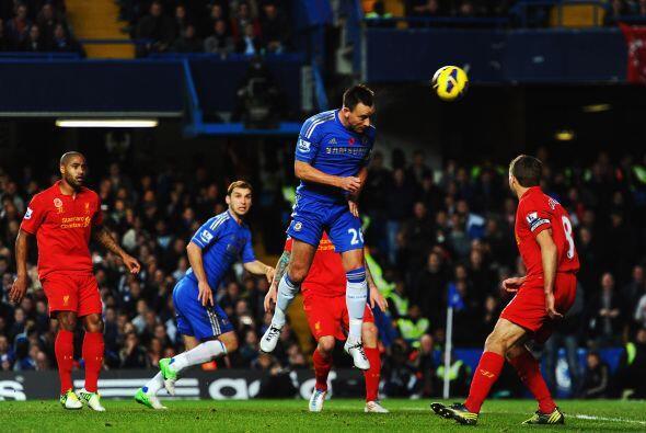 Pero un jugador que reaparecía con Chelsea sería el encarg...