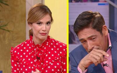 #DAEnUnMinuto: Karla tiene un esposo bromista y Johnny ya no puede salir...