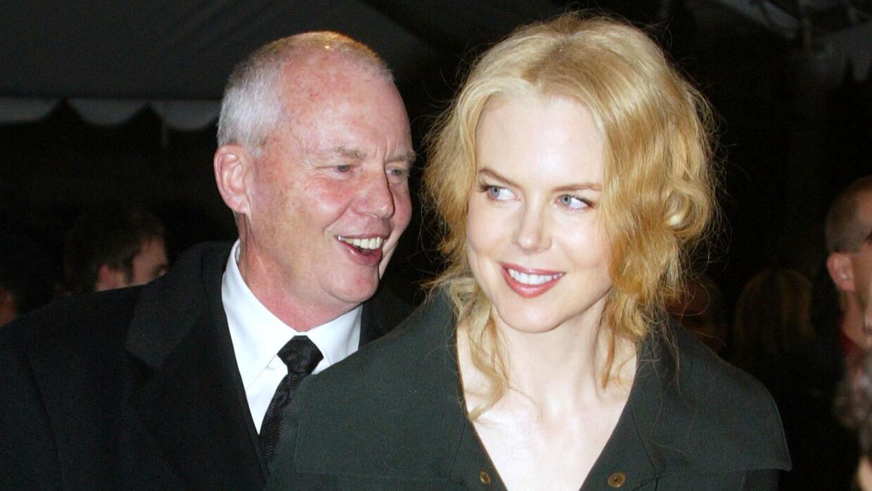 Nicole Kidman y su papá