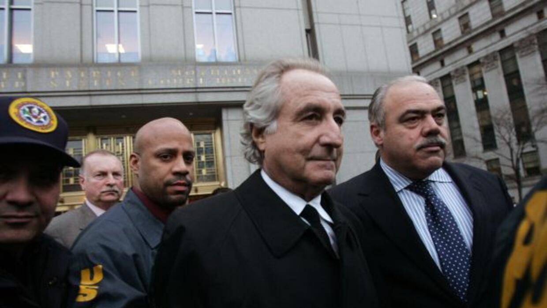 Bernard Madoff cumple una condena de 150 años por la mayor estafa realiz...