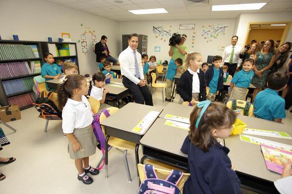 Miami: ¡Ya comenzó el nuevo año escolar!