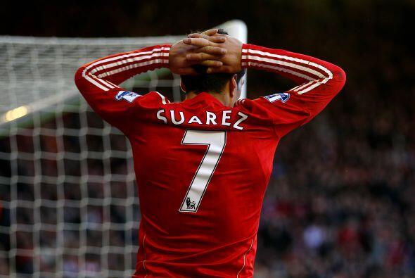 Wigan le sacó un punto al Liverpool que sirve para sumar. Suárez no lo p...