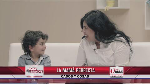 ¿Quién es la mamá perfecta?