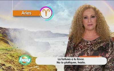 Mizada Aries 03 de mayo de 2016
