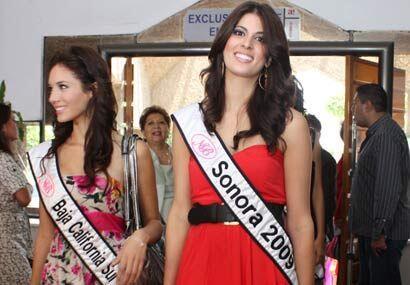 Baja California Sur, Giovanna Martínez de 18 años y Sonora...