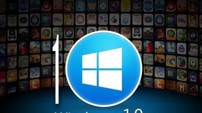 Microsoft remarcó la presencia de una única tienda de aplicaciones, con...