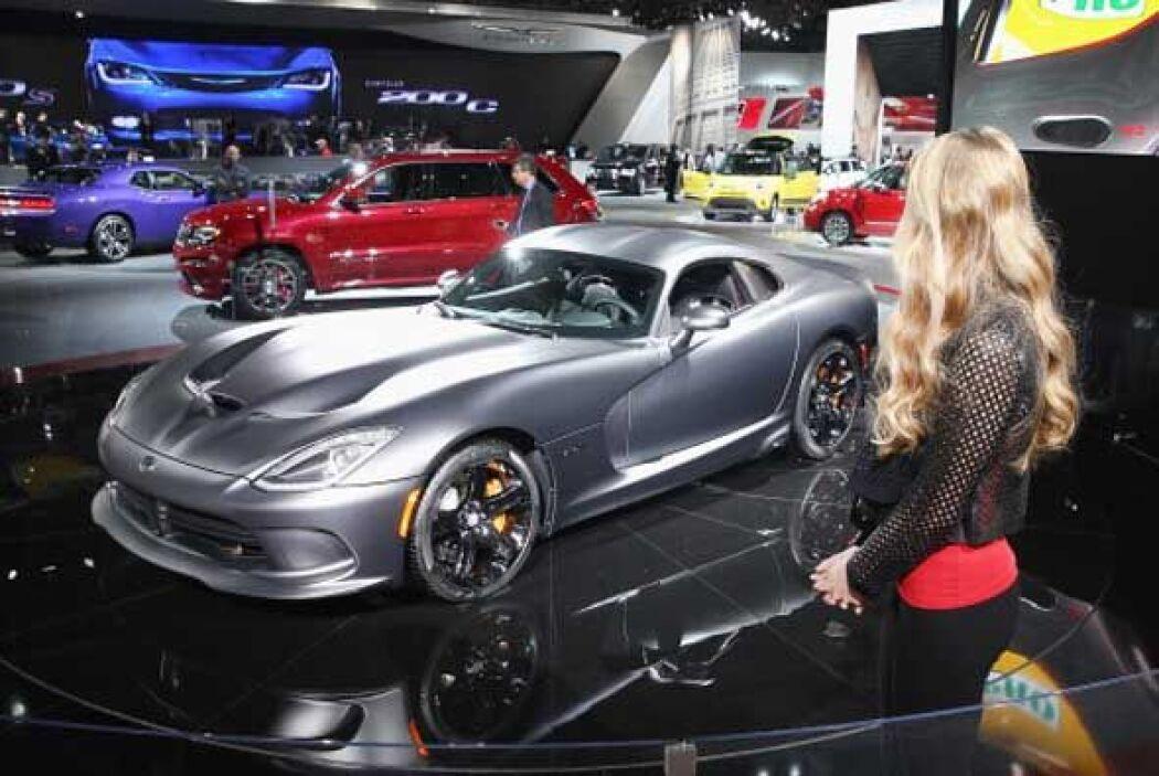 El Dodge Viper es una de las joyas de la industria automotriz de EEUU.