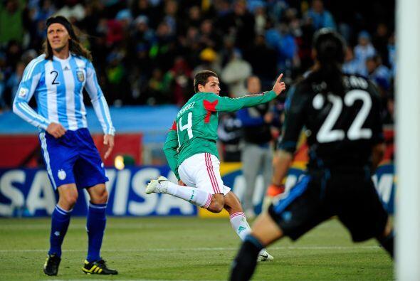 El cuarto partido del Mundial enfrentó a dos conocidos...Argentin...