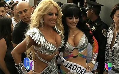 Maribel Guardia y Lorena Herrera moverán juntas sus curvas