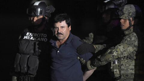 La cacería que precedió a la recaptura del narcotraficante más buscado