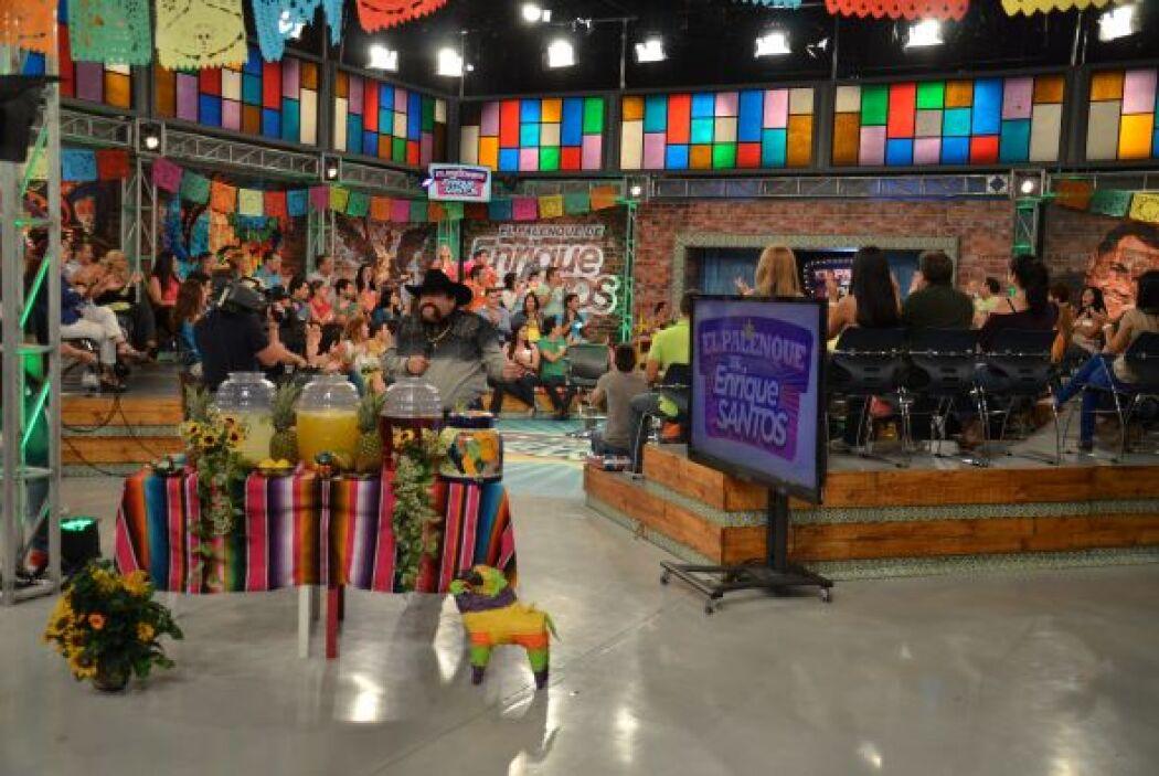 Guadalupe Hernández disfruta en todo momento del programa pero al igual...