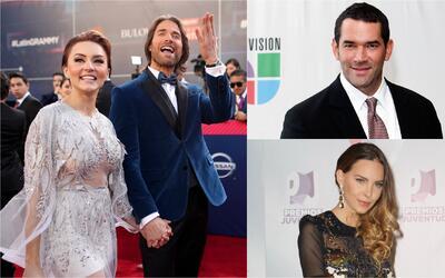 Estos actores se conocieron haciendo una telenovela juntos, se enamoraro...