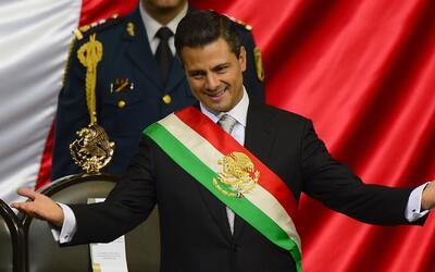 Estos son los eventos que han marcado la popularidad de Peña Nieto en su...