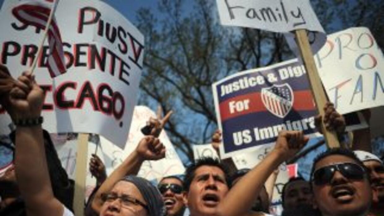Mientras el Congreso sigue debatiendo la reforma migratoria, ningún indo...