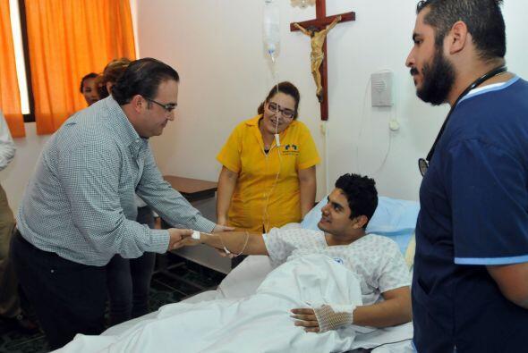 Entre los sobrevivientes se encuentra Antonio Masón Candelario, de 24 años