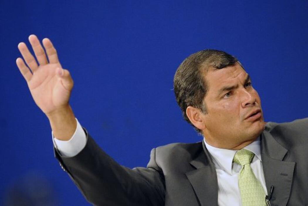 Los ecuatorianos también aprobaron la prohibición de los juegos de azar...