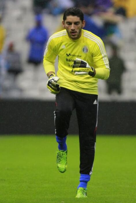 Además de la baja de Moreno, habrá que ver si Ochoa recibe la confianza...