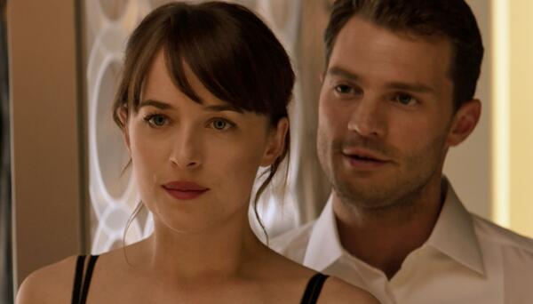 Primer avance de 'Fifty Shades Darker'