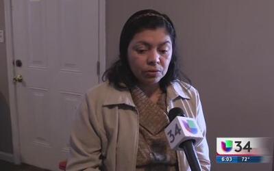 Madre sufre por arresto de su hija a manos de ICE
