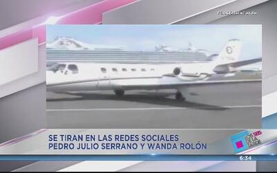 ¿Wanda Rolón ya tiene su jet privado?