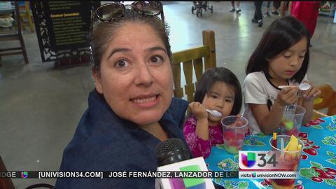 La comunidad latina expresa su opinión sobre el debate
