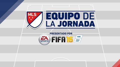 Equipo de la Jornada de FutbolMLS.com FIFA 16 Revisión Final