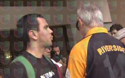 Estudiante escupe a profesor durante paro universitario en Puerto Rico