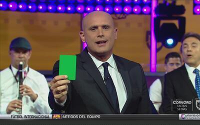 Las tarjetas del Conde K: Tarjeta verde para Almeyda quien ya consiguió...