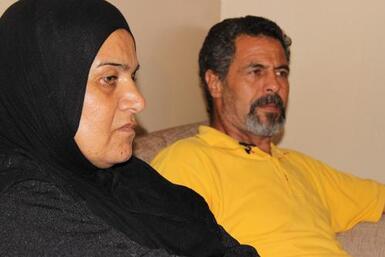 Familia siria encuentra refugio en Houston
