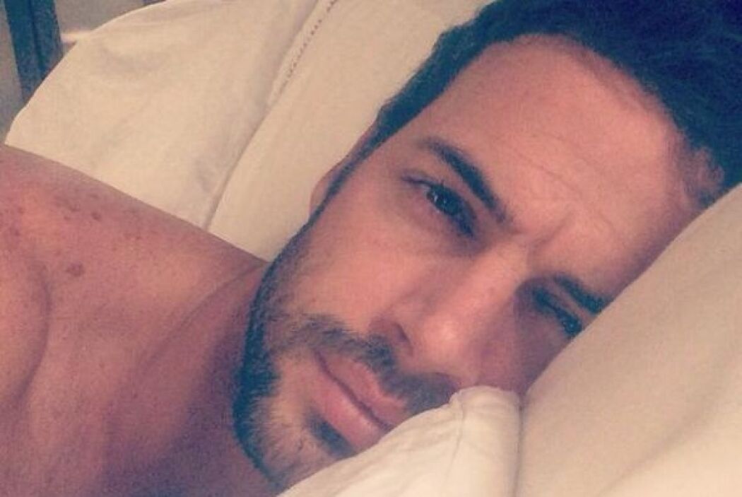 William Levy es toda una estrella de las telenovelas.