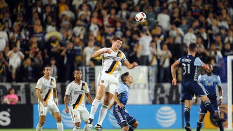 LA Galaxy iguala 0-0 con Vancouver