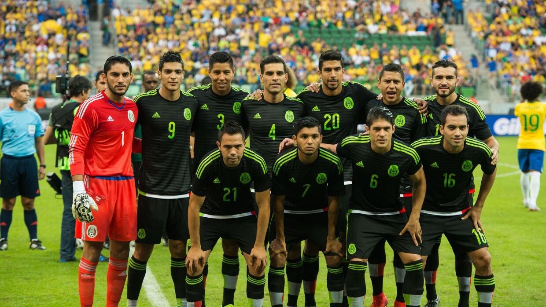 El Tri listo para la Copa América