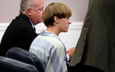 Dylan Roof, sospechoso del tiroteo que dejó a nueve personas muer...