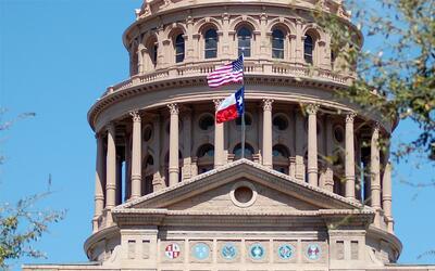 Capitolio en Austin, Texas