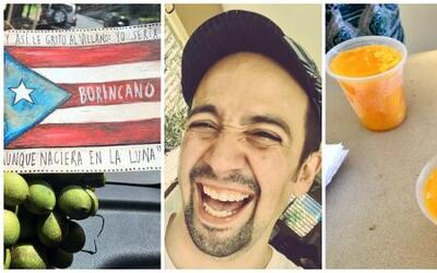 El dramaturgo ha documentado en sus redes sociales partes de su visita a...