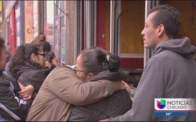 El incendio en un restaurante en Pilsen provoca reacciones entre sus emp...