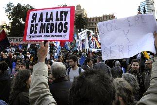 Polémica en Argentina por Ley de Medios.