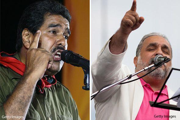 El pleito entre el candidato presidencial y el cantante continúa; Maduro...