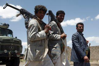 Las fuerzasyemeníes mantienen desde el sábado para expulsar a Al Qaeda...