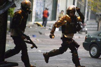 Venezuela vive una oleada de protestas desde el pasado día 12 de febrero...