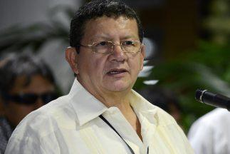 El guerrillero de las FARCPablo Catatumbo.