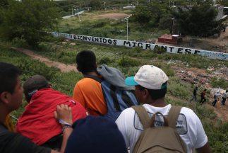 Autoridades mexicanas rescataron a inmigrantes centroamericanos secuestr...