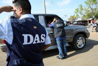 El ex jefe de inteligencia colombiano Jorge Alberto Lagos admitió que el...