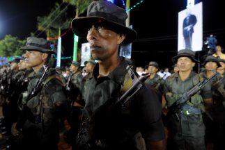 Desde el año 2000, el ejército de Nicaragua ha incautado 120 mil kilogra...