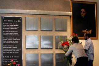 El asesinato contra los sacerdores jesuitas registró en 1989.